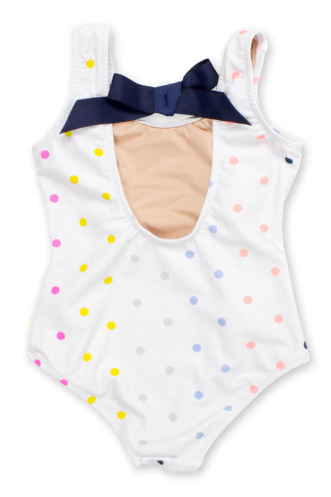 Shade Critters Pom Pom Dot Swimsuit