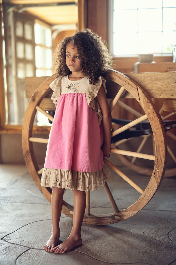 Little Prim Poppy Maya Dress