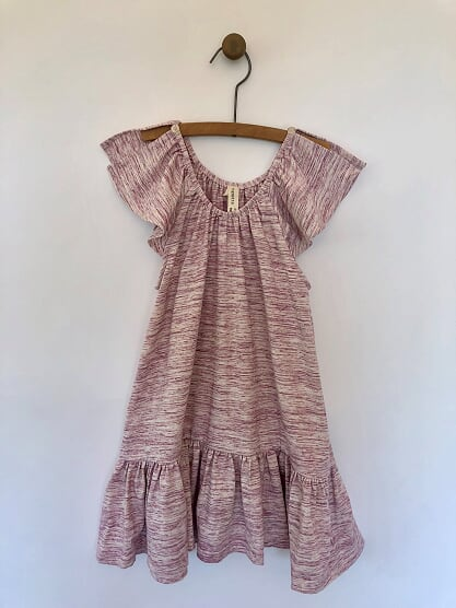 Vignette Bennie Lilac Dress