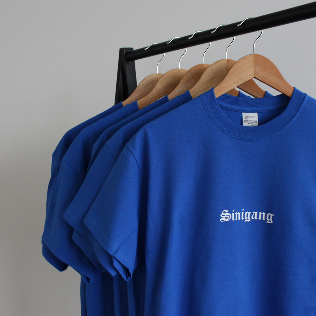 SINIGANG OG Tee: Royal Blue