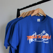 Load image into Gallery viewer, Thrilla in Manila: Royal Blue