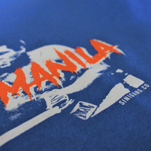 Thrilla in Manila: Royal Blue