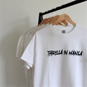 Thrilla in Manila: White