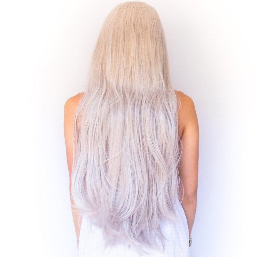 Carissy: Silver Blonde