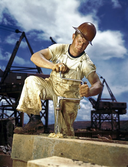Tony's Tip: STOP DRILLING!!