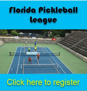 Florida Pickleball League - In2Pickle