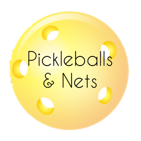 Pickleball Balls and Nets