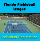 Florida Pickleball League - Individual Registration
