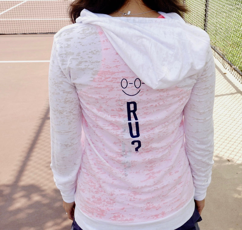 In2pickle Burnout Pickleball Hoodie