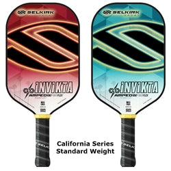 Amped Invikta X5 FiberFlex Pickleball Paddle