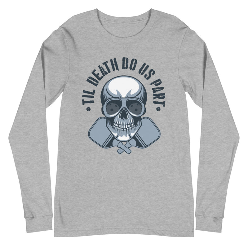 Skull Unisex Long Sleeve Tee