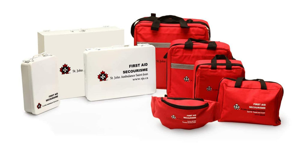 Shop First Aid Kits BC and Yukon - St. John Ambulance