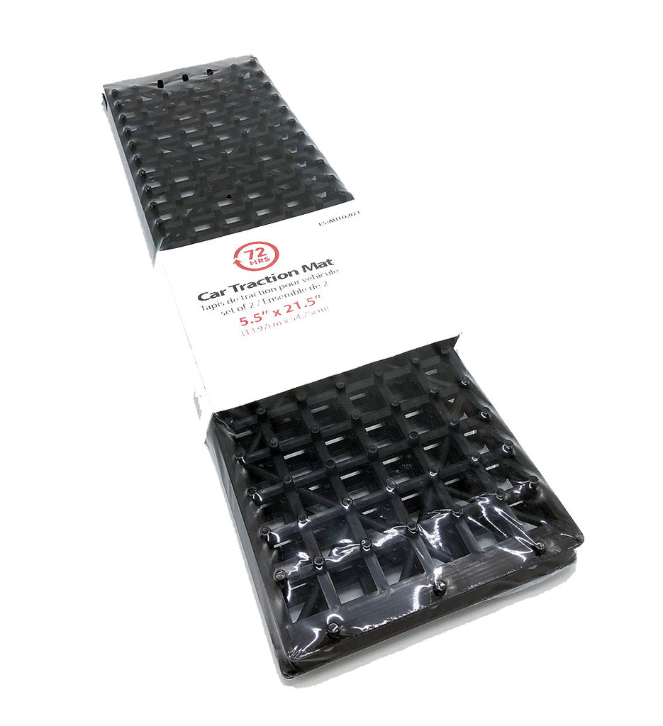 Vehicle Traction Mats (Set of 2)