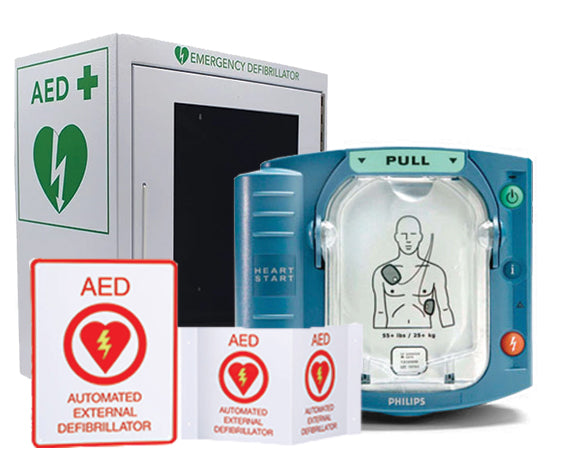 Philips HeartStart OnSite Package Promo