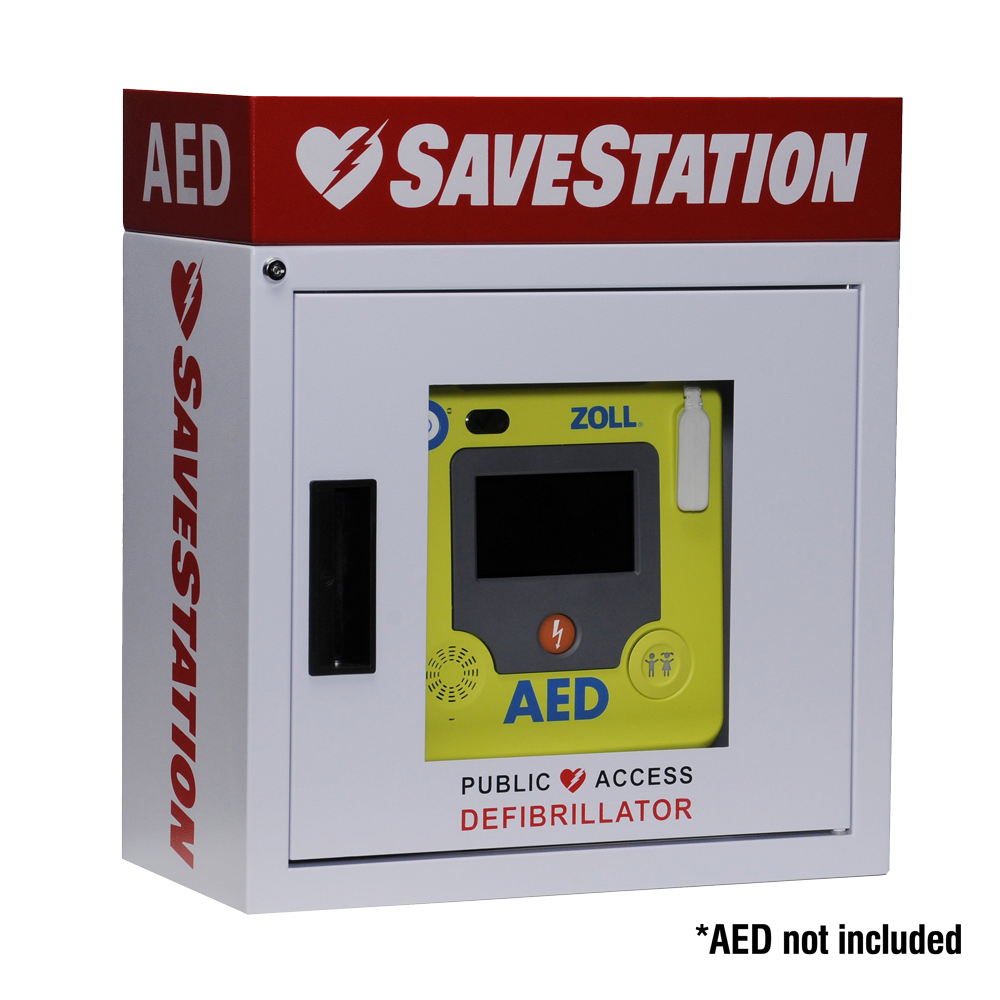 SaveStation AED Alarmed Cabinet