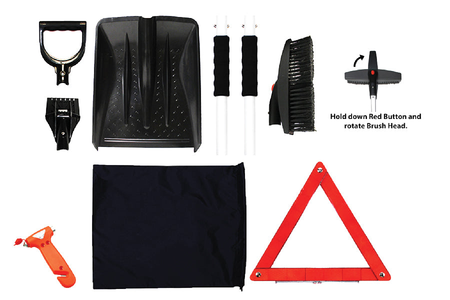 Winter Car Tool Kit