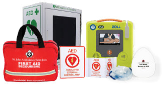ZOLL AED 3® Fully-Automatic with BONUS Package