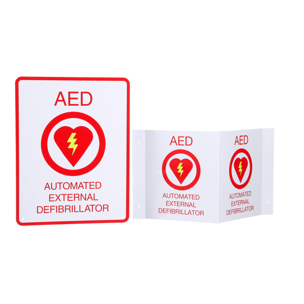 AED Sign Package