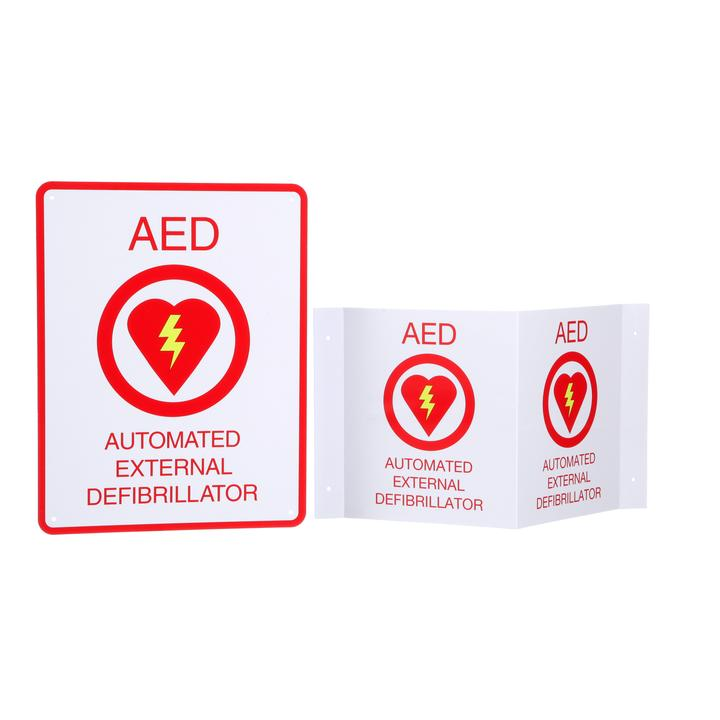 St. John Ambulance AED Sign Package