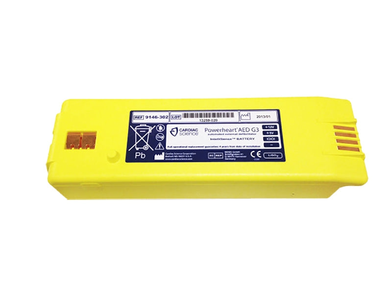 Intellisense® Battery For Pwerheart G3