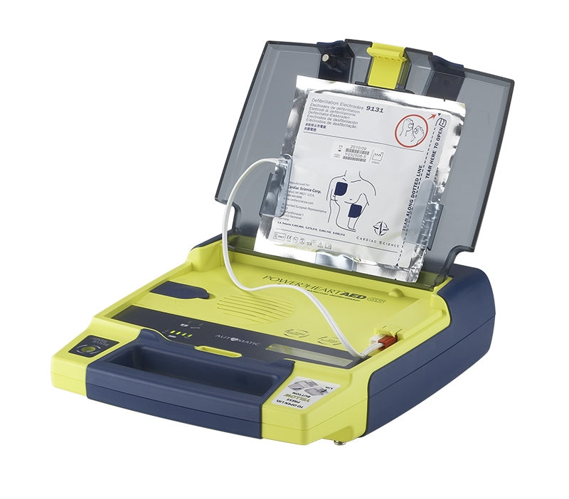 Cardiac Science Powerheart® G3 Plus Fully-Automatic AED