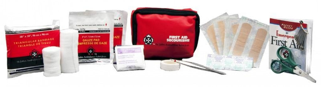 Compact First Aid Kit - EA