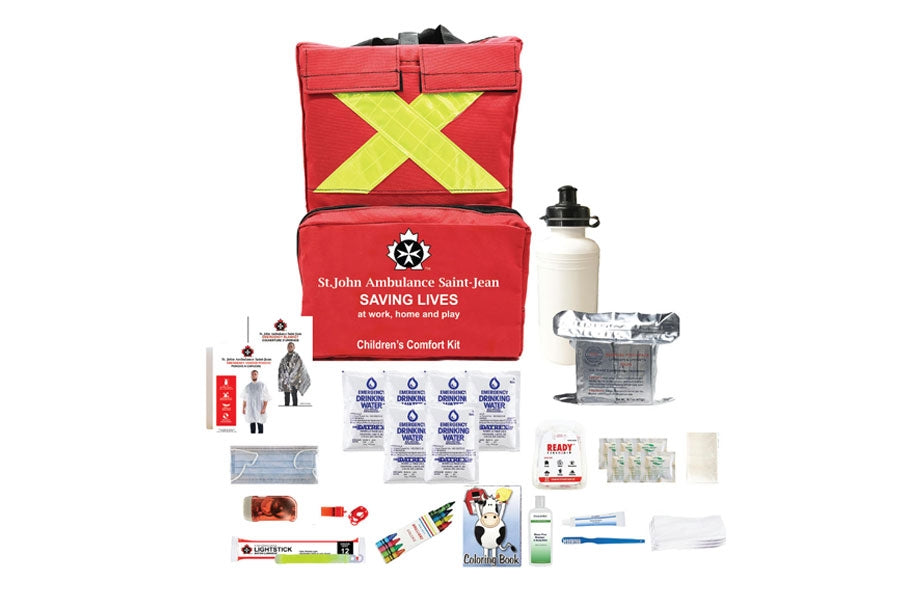 Emergency Preparedness Children'S Comfort Kit