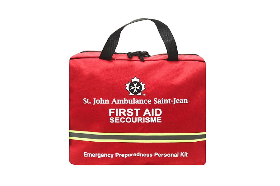 Emergency Preparedness Personal Kit (Work)