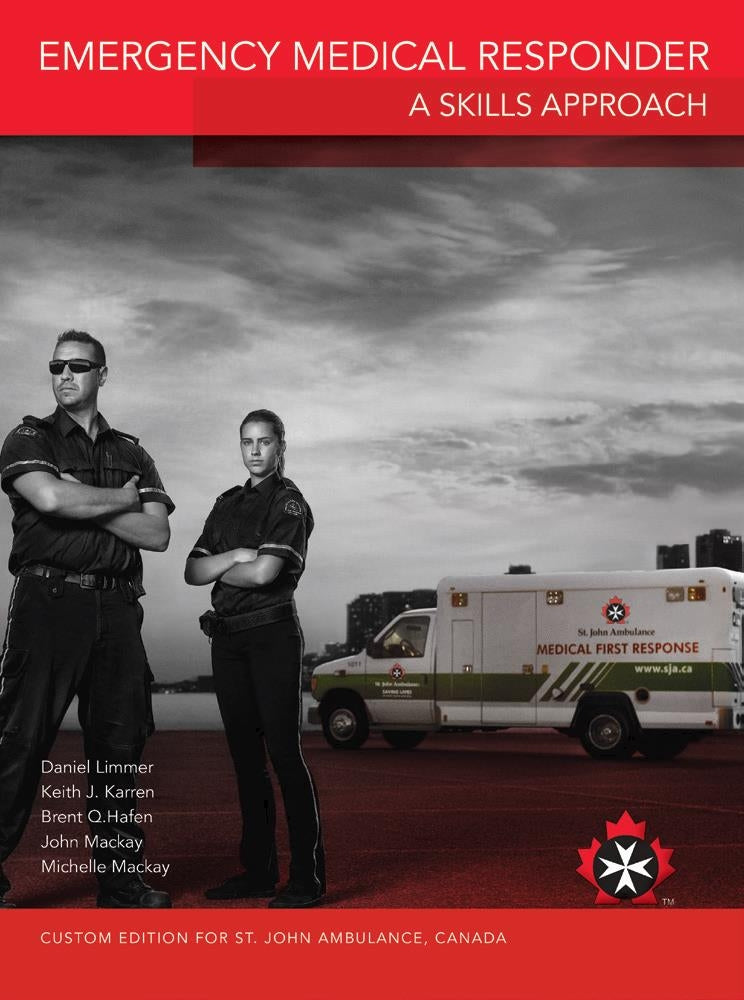 Emergency Medical Responder Book
