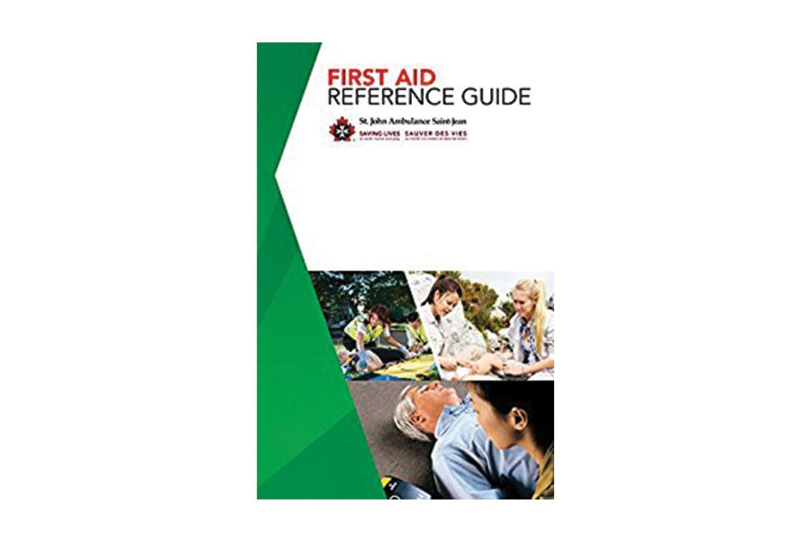 First Aid Reference Guide New