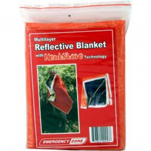Heatstore Reflective Survival Blanket