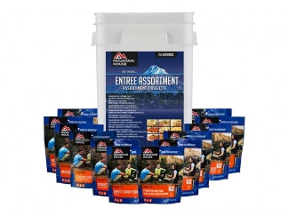 Mountain House, Entrée Bucket Kit