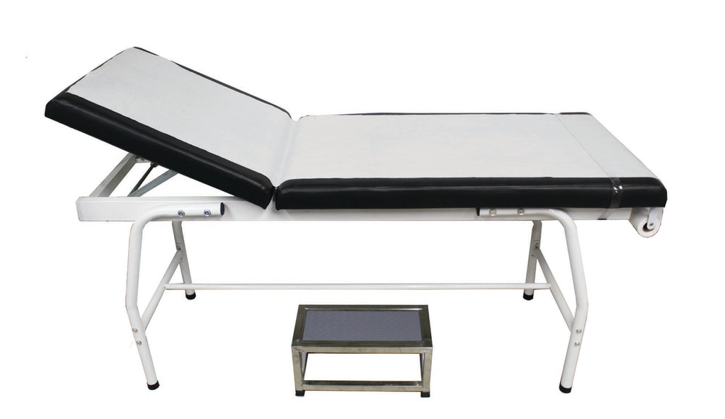 First Aid Treatment Bed with Stool