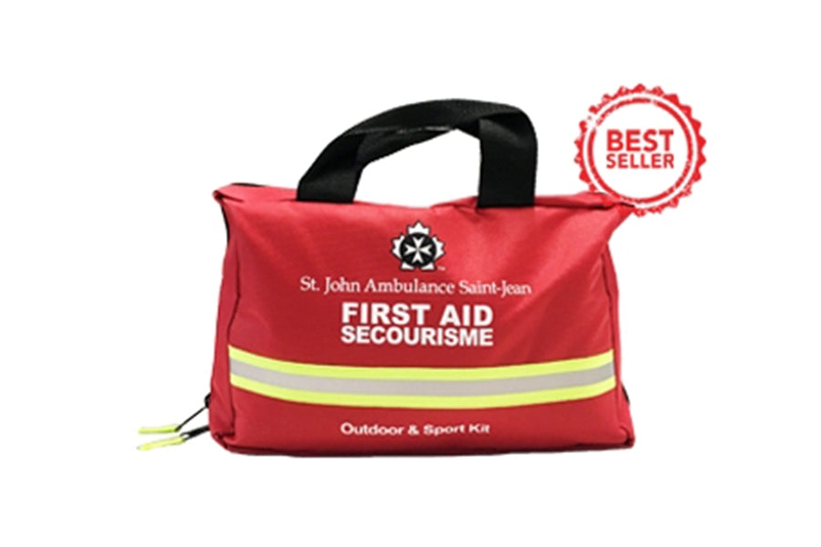 Outdoor And Sports First Aid Kit - EA