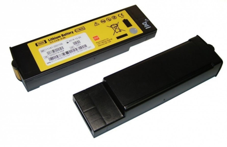 Limno2 Non-Rechargeable Battery For Lifepak 1000