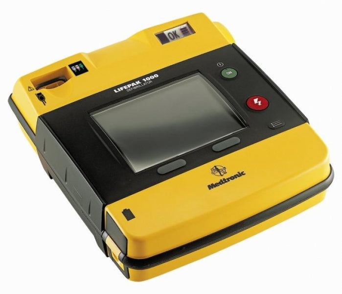 Physio-Control Lifepak 1000 AED With Graphical Display