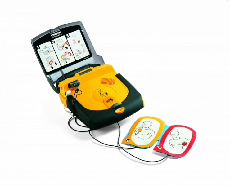 Physio-Control Lifepak Cr Plus Semi-Automated AED