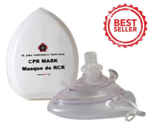 St. John Ambulance CPR Mask / Pocket Mask