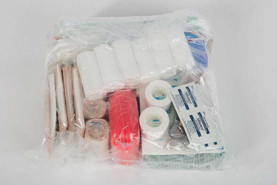 Worksafebc Level 1/Federal Level B Refill Kit