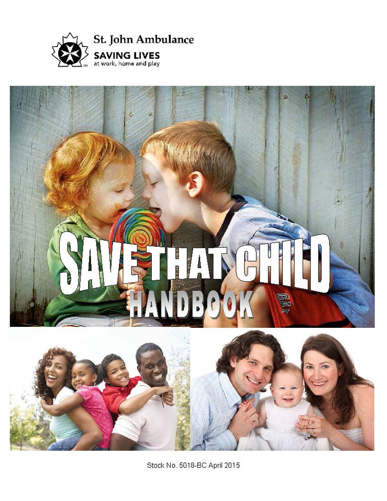 Save That Child Resource Guide