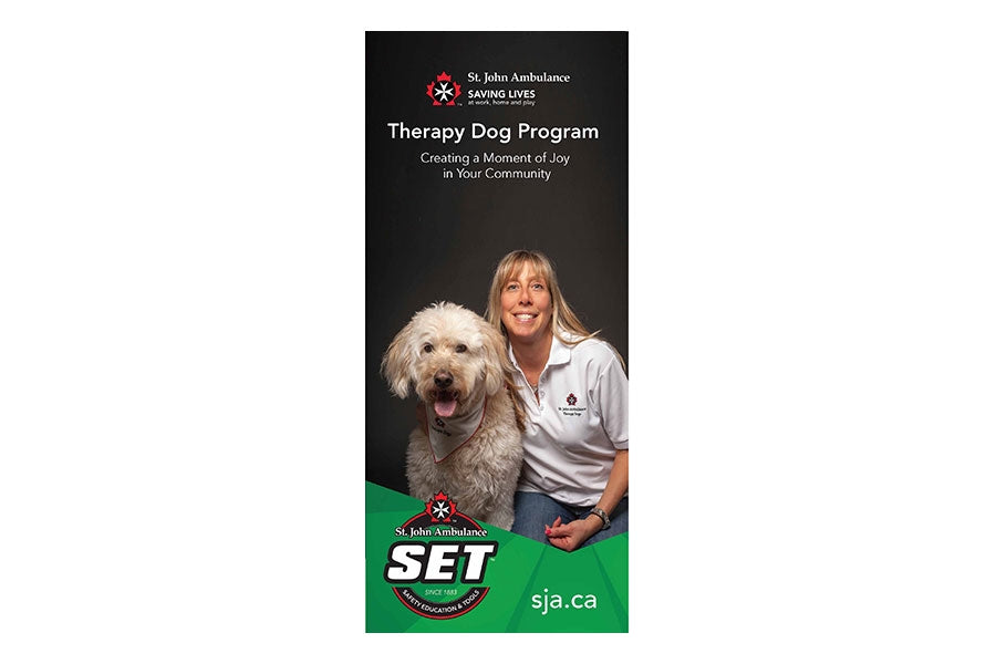 Therapy Dog Brochures