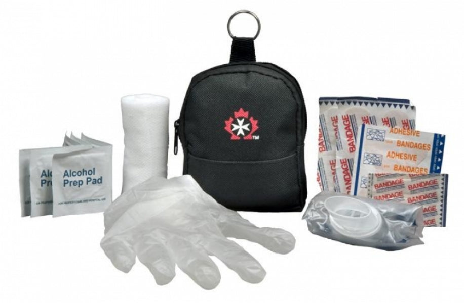 WorkSafeBC Personal CPR Shield Kit