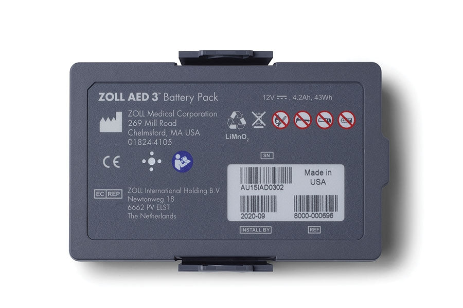 Zoll AED 3® Battery Pack