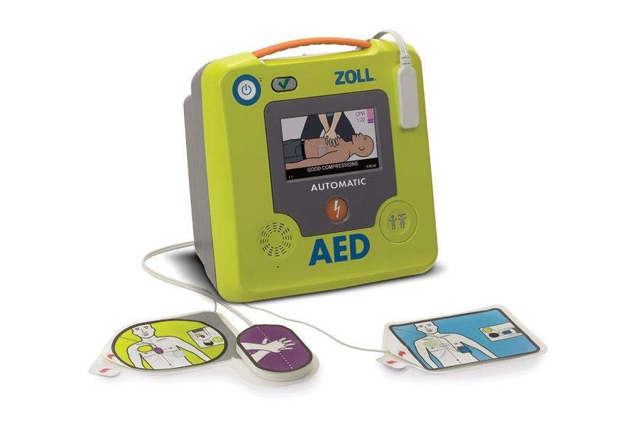 ZOLL AED 3® Semi-Automatic with BONUS Package