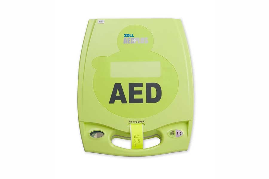 ZOLL AED Plus Semi-Automated AED