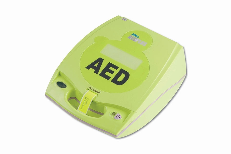 ZOLL AED Plus® Fully-Automatic Promo Package