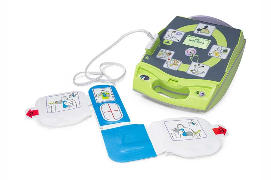 ZOLL AED Plus® Fully-Automatic AED