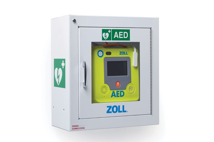 AED Cabinet For Zoll AEDs