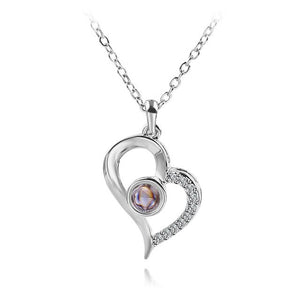 Romantic Fashion Necklaces 2020 MEMORY OF LOVE NECKLACE