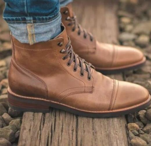 Fashion Leather Shoes Casual for Men